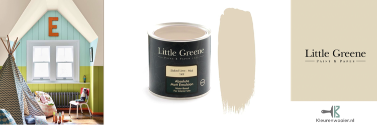 little greene slaked lime mid 149