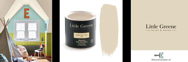 Slaked Lime Mid 149 Little Greene