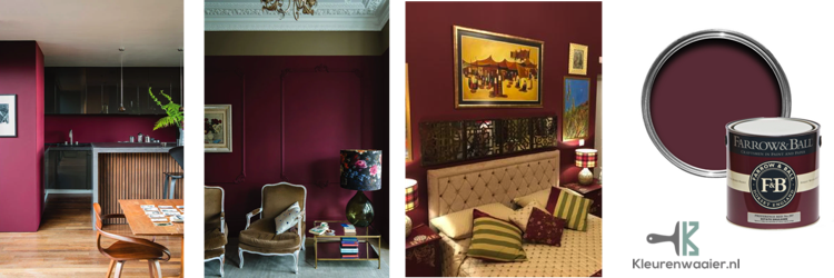 farrow and ball preference red 297