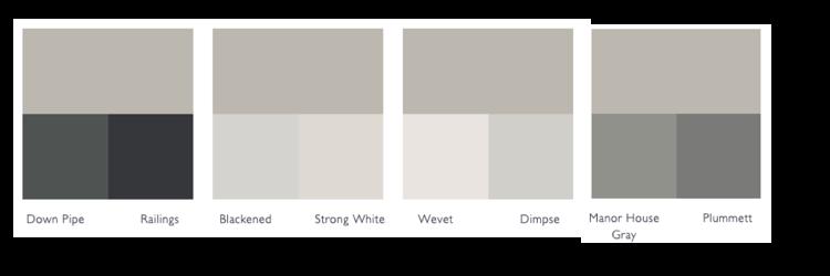 kleurschema pavilion gray