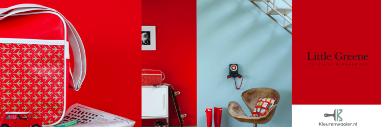 little greene atomic red 190