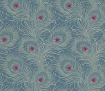 Little Greene Carlton House Terrace Blue Plume