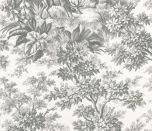 Little Greene Stag Toile Moss