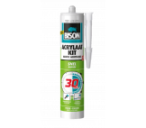 Bison Acrylaatkit 30 minuten Wit 300 ml
