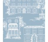 Little Greene Hampstead James Blue