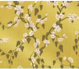 Little Greene Sakura Yellow Lustre