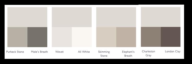 kleurschema strong white