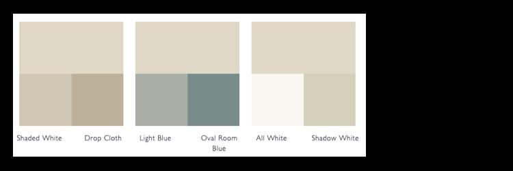 Kleurschema School House White