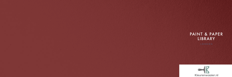 Terra roodroze muurverf